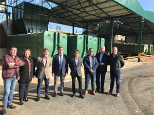 Ampliación de la planta de transferencia de residuos de La Redondela