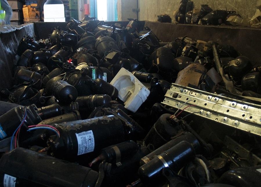Los residuos peligrosos, en el VIII Foro ASEGRE