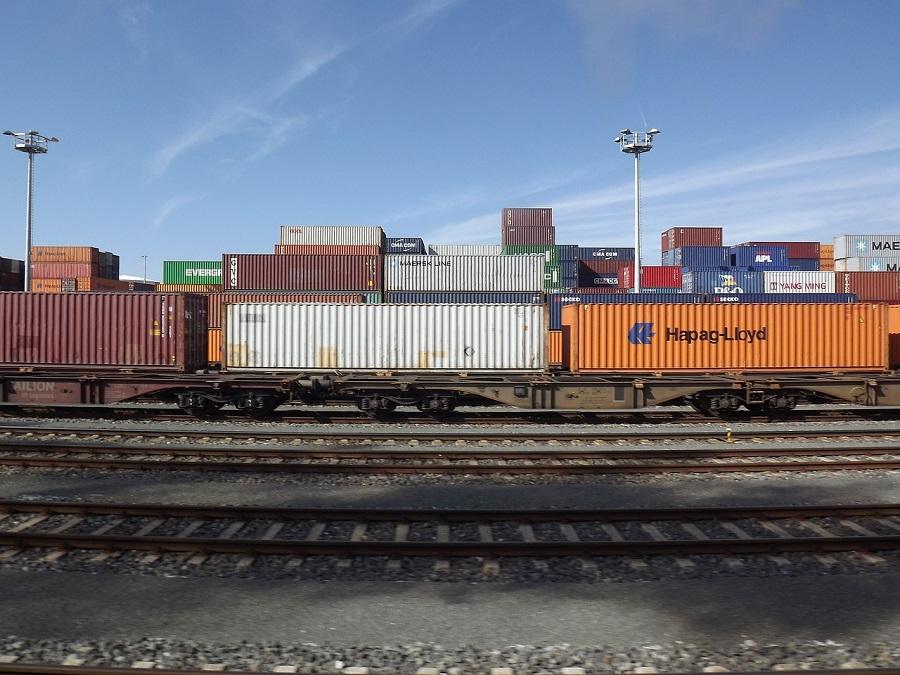 Crece el transporte de residuos de Sogama por ferrocarril