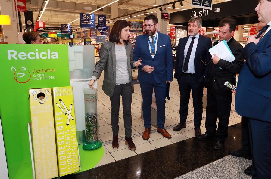 La Xunta destinará 6 millones a impulsar la gestión de residuos en 2019