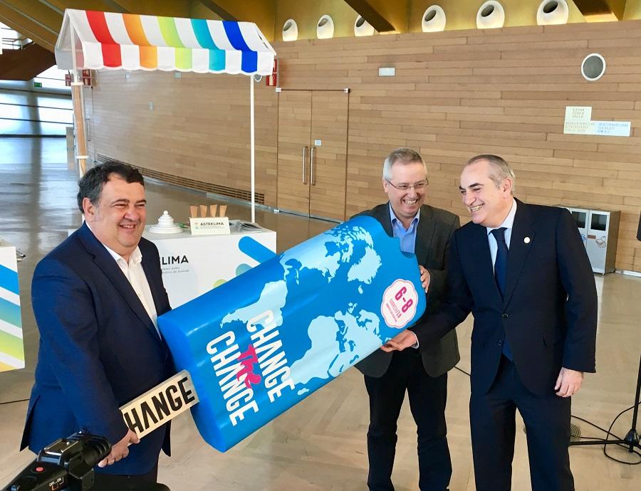 Asteklima es la primera semana del cambio climático en Euskadi