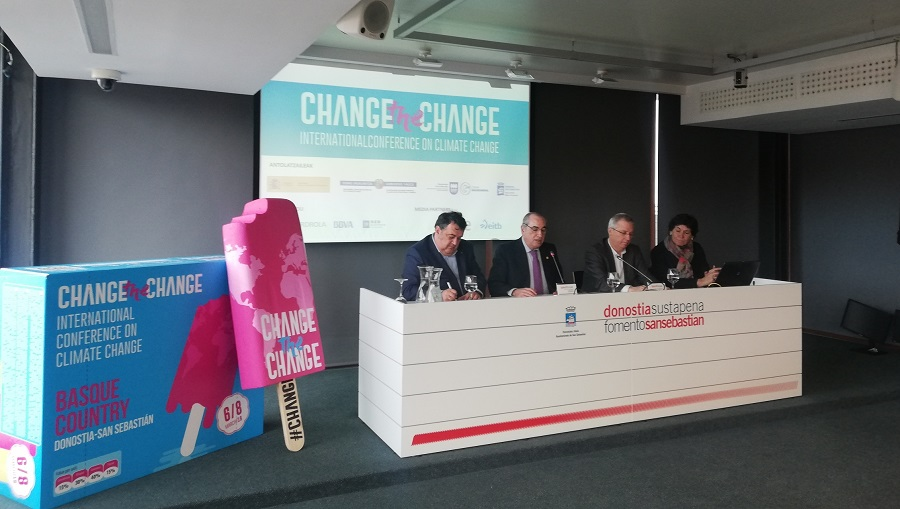 La conferencia Change the Change abordará el cambio climático desde la perspectiva local