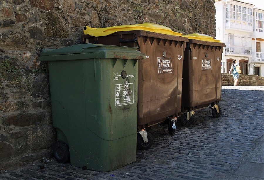 La Xunta a pela a reducir la materia orgánica en la bolsa de basura
