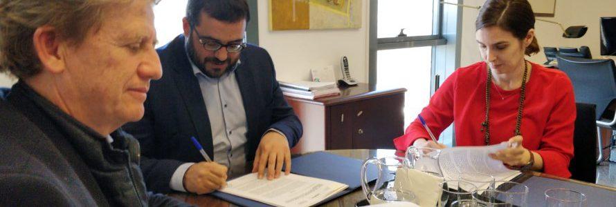 Nuevo convenio para mejorar la gestión de pilas y acumuladores en las Illes Balears