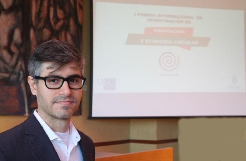 Entregado el I Premio Internacional de Investigación en Innovación y Economía Circular