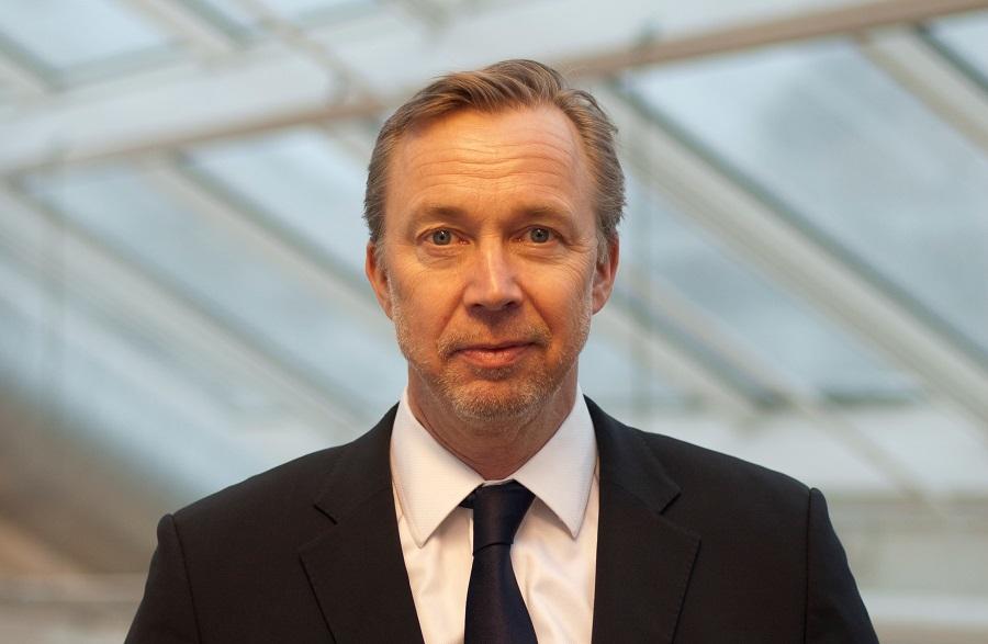 Stefan Ranstrand, CEO de TOMRA