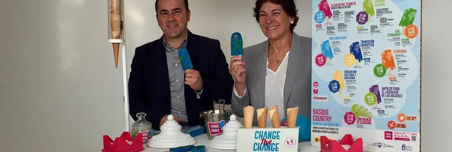 Euskadi, ejemplo de crecimiento económico y lucha contra el cambio climático