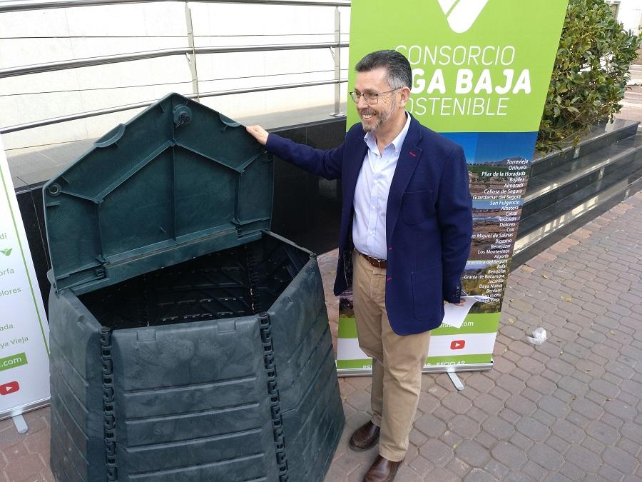 Vega Baja apuesta por el compostaje comunitario