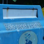 Los gallegos aumentaron 11% el uso del contenedor azul y casi un 10% el amarillo