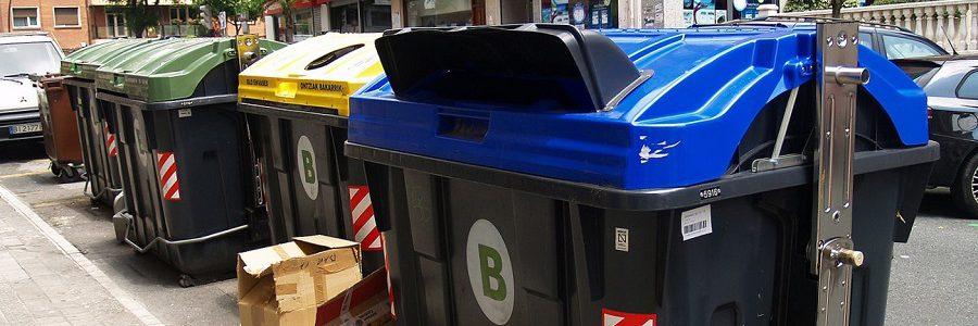 La recogida selectiva de residuos en Bilbao alcanza el 44%