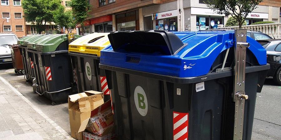 Bilbao, a seis puntos de alcanzar los objetivos europeos de recogida selectiva