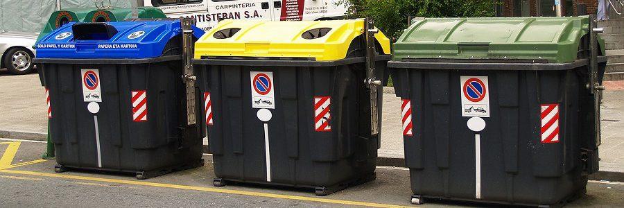 La recogida selectiva de residuos en la Comarca de Pamplona alcanza el 38%