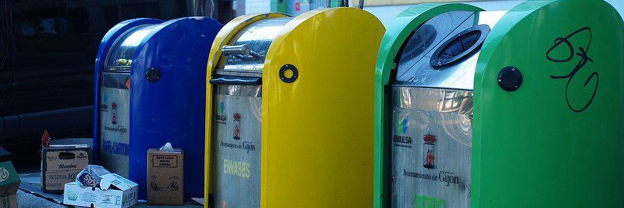 La recogida selectiva de residuos en Gijón supera el 27%