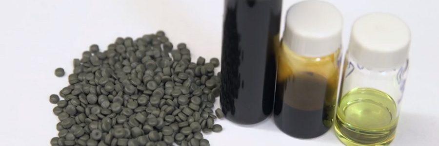 Desarrollan un proceso de conversión química que transforma los residuos plásticos en combustibles limpios