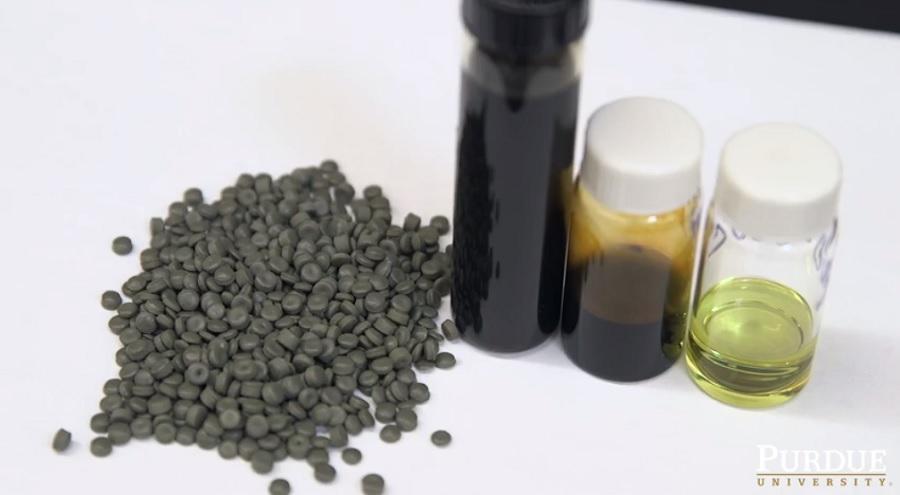 Proponen la conversión química para transformar los residuos plásticos en combustibles limpos