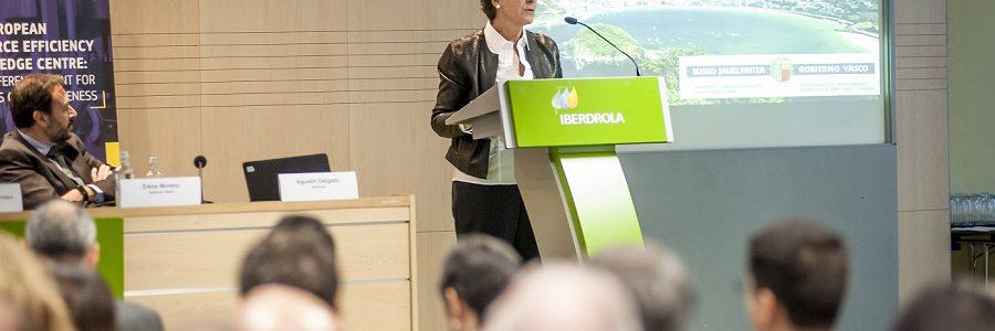Euskadi muestra en Madrid su liderazgo en economía circular