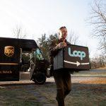 UPS lanza un embalaje reutilizable para el envío de bienes de consumo