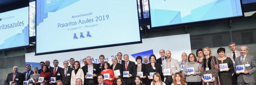 ASPAPEL reconoce la excelencia en la recogida de papel de 40 entidades locales