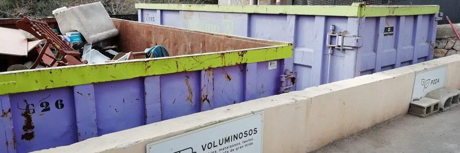 Baleares destina un millón de euros a actuaciones locales de prevención y reciclaje