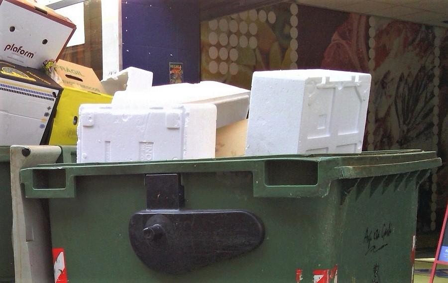 Proyecto Recypack: reciclaje de residuos plásticos comerciales