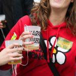 Pamplona apuesta un año más por el vaso reutilizable en San Fermín