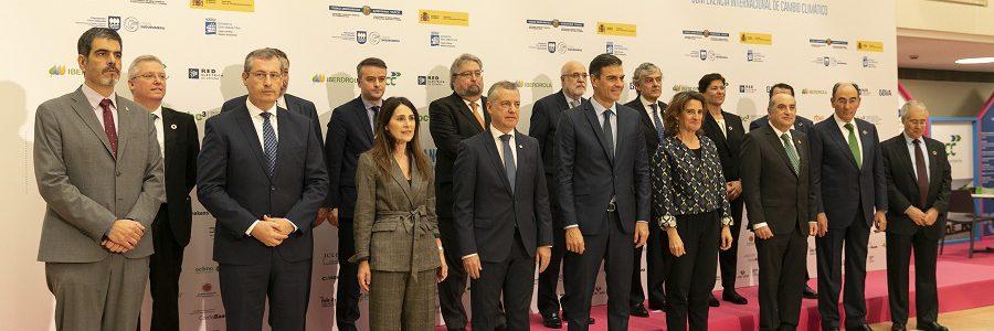 Más de 600 expertos expresan en Euskadi su compromiso frente al cambio climático