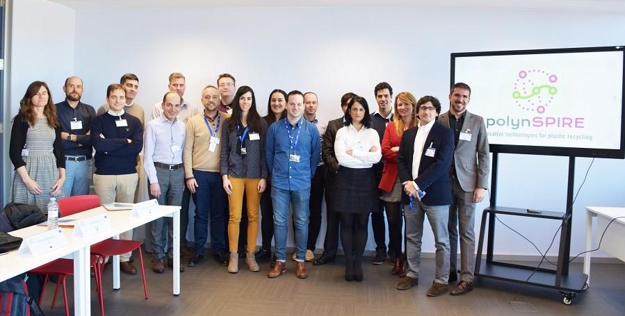 Reunión del consorcio del proyecto polynSPIRE