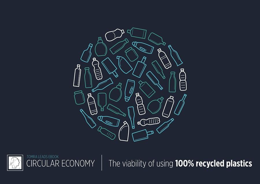 e-book de TOMRA sobre reciclaje de plásticos