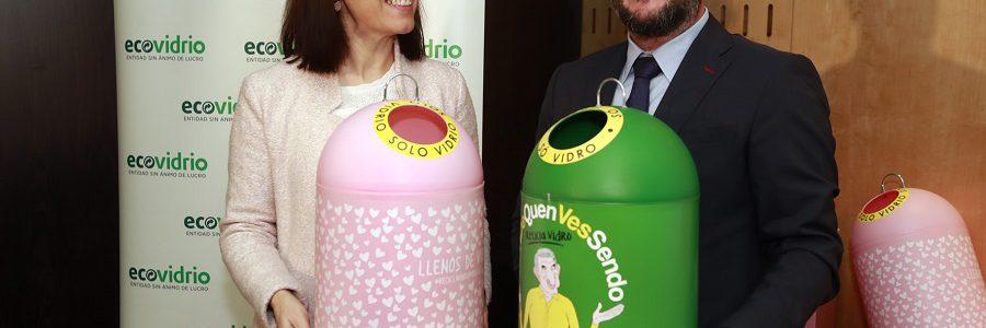 Galicia registra el mayor incremento de reciclaje de vidrio de la última década