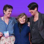 Las mujeres demuestran en San Sebastián que están liderando la lucha contra el cambio climático