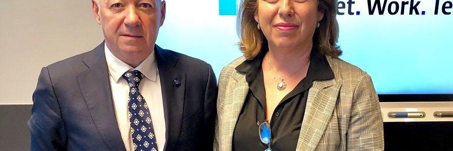 FER consolida su liderazgo como representante de la industria española del reciclaje en Europa