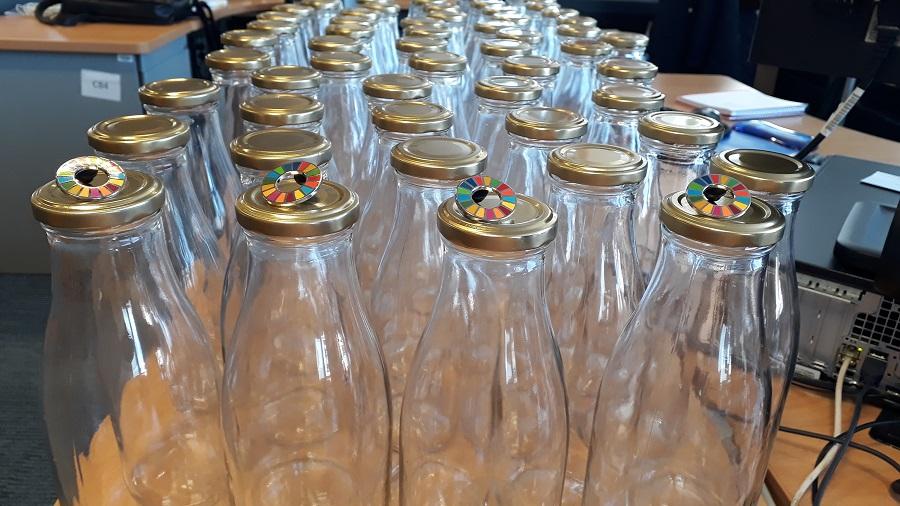 Paradores elimina los plásticos de un solo uso