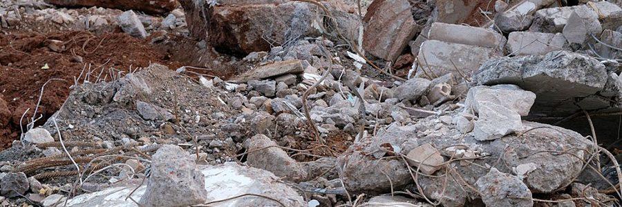 La Xunta organiza una serie de jornadas sobre gestión de residuos de construcción y demolición