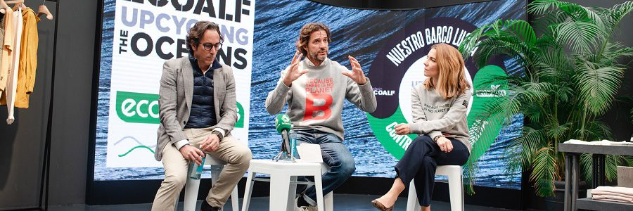 El proyecto Upcycling the Oceans recuperó 140 toneladas de residuos marinos en 2018