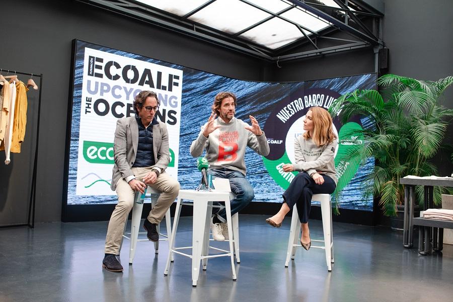 Upcycling the Oceans recuperó 140 toneladas de residuos marinos