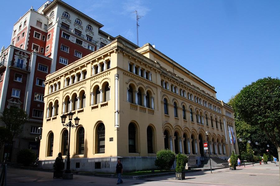 Sede de la Presidencia del Gobierno del Principado de Asturias