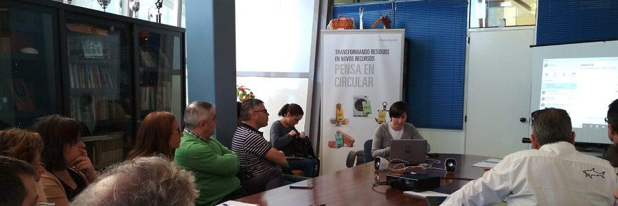 La Xunta organiza diez jornadas sobre gestión de aceites industriales usados