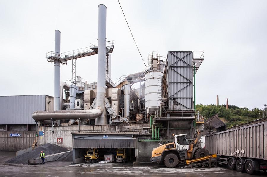 Planta de Metallo Spain