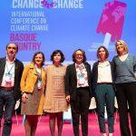 Los expertos animan a la ciudadanía a participar en la toma de decisiones contra el cambio climático en Change the Change