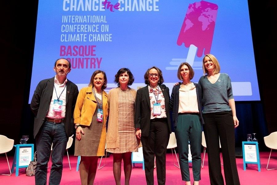 segunda jornada de la conferencia sobre cambio climático change the change