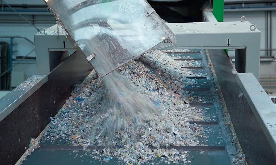 Anarpla descarta incendios provocados en las plantas de reciclaje de plásticos