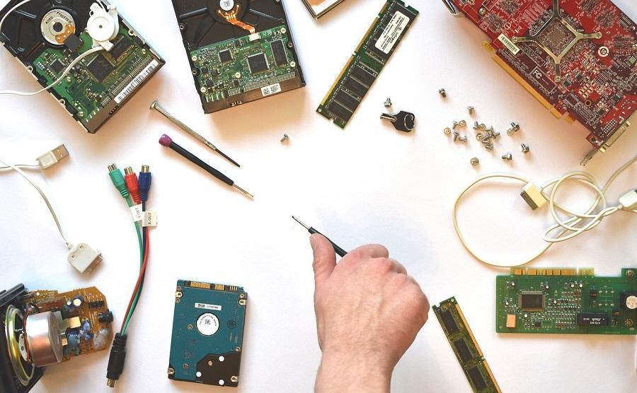 la reparación de objetos para su reutilización es uno de los principios de la economía circular