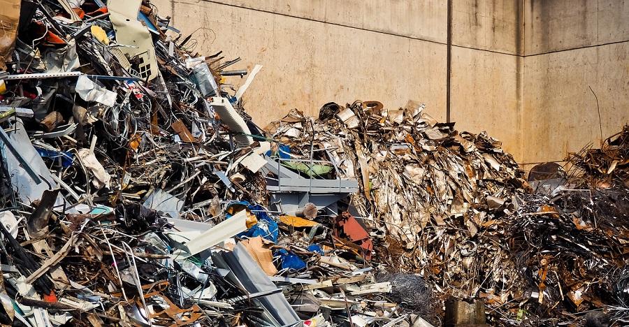 Galicia genera 2,4 millones de toneladas de residuos industriales cada año