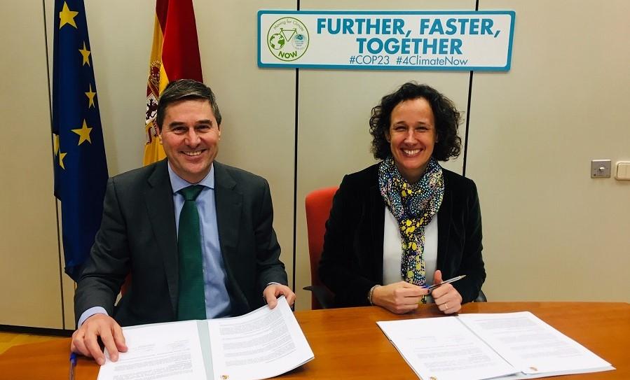 Valoriza firma un acuerdo para mejorar la eficiencia de sus plantas de tratamiento de residuos