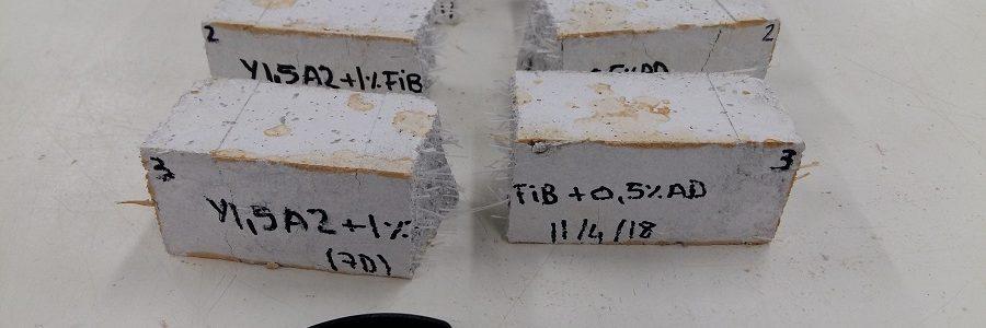 Una segunda vida útil para los residuos de poliuretano como material de construcción