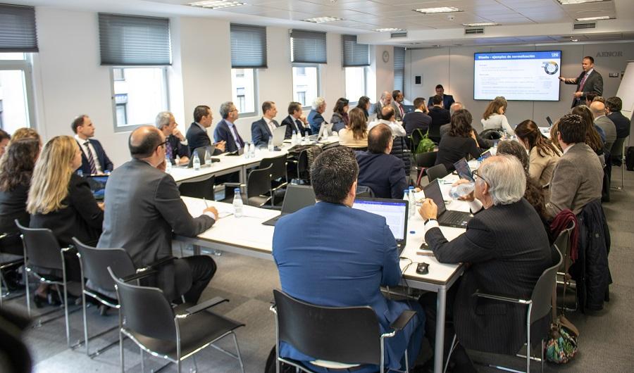 Nace la Comisión consultiva de la Asociación Española de Normalización, UNE, sobre Economía Circular
