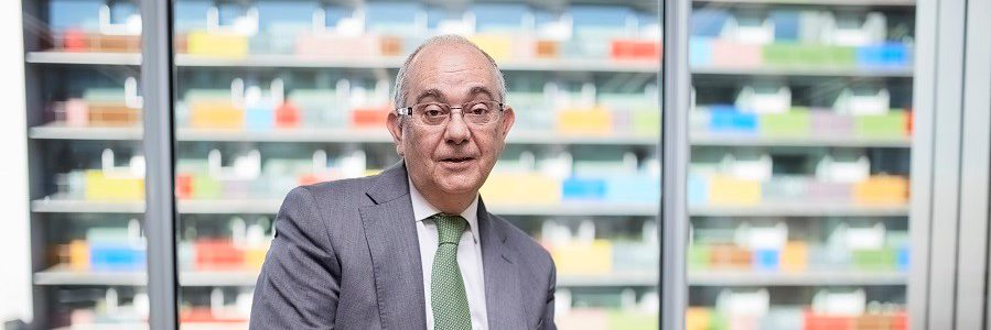 Javier Aubareda, nuevo presidente de Ecovidrio