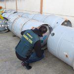 El Seprona destapa una trama que exportaba ilegalmente residuos peligrosos