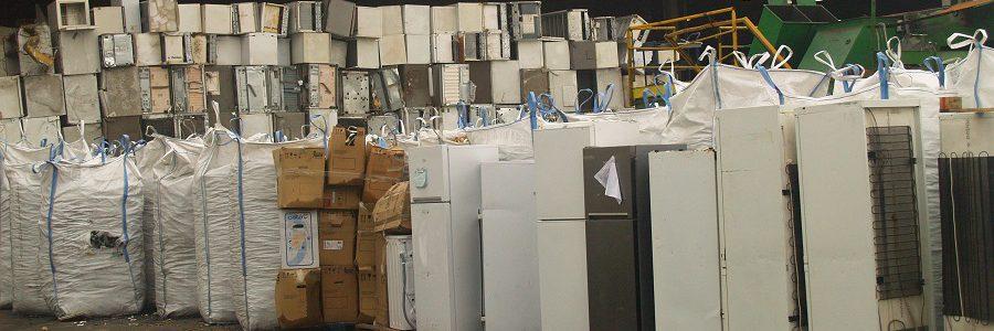 Ecotic gestionó casi 100.000 toneladas de residuos electrónicos en 2018