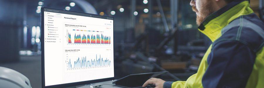TOMRA Sorting Recycling lanza TOMRA Insight, una potente plataforma de datos basada en la nube